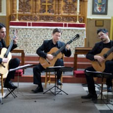 Victoria Guitar Trio in Concert