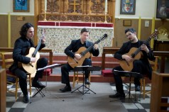 Victoria Guitar Trio (Photo Erik Abbink)