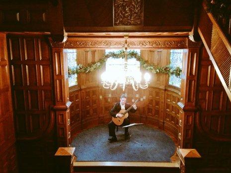 Bradford Werner, Guitar at Craigdarroch Castle Victoria