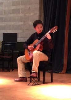 Victoria Guitar Students & Lessons