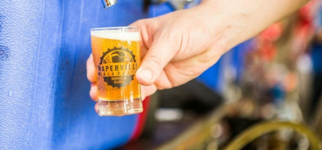 Hits (& a Couple Misses) at 2017 Naperville Ale Fest, Summer Edition