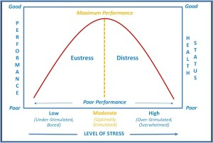 eustress to distress