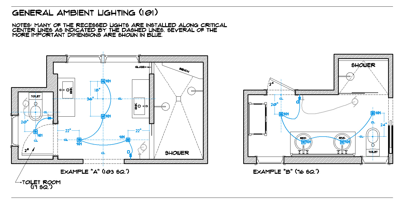 Install Recessed Lighting Modern Recessed Lighting Layout