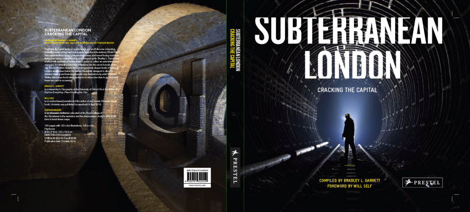 Subterranean London Cover