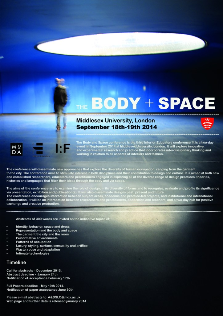 BODY + SPACE