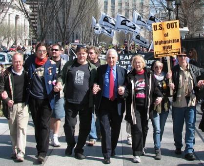 march for Bradley