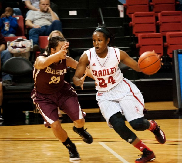 Women's basketball impresses in exhibition victory – The ...