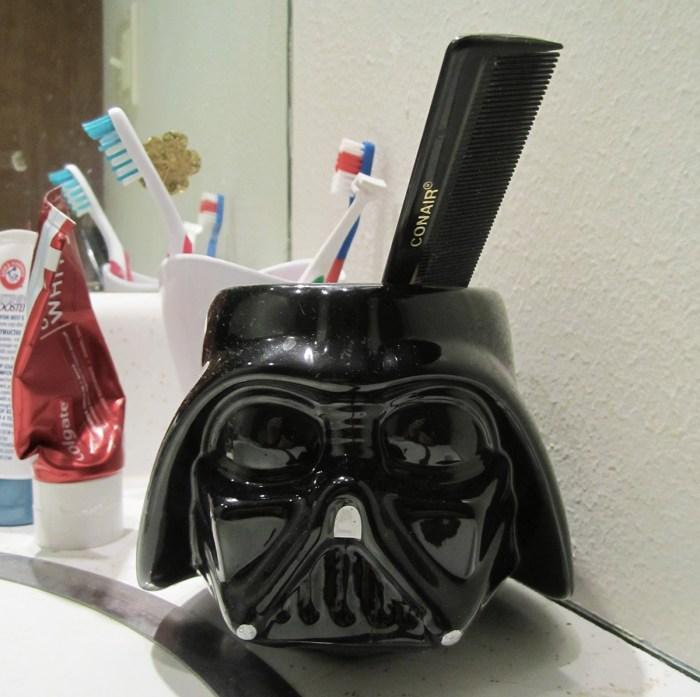 January 11th. Darth Vader.