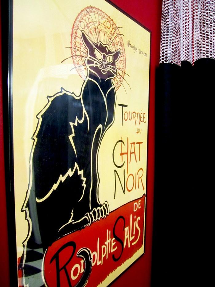 January 27th. Black Cat.