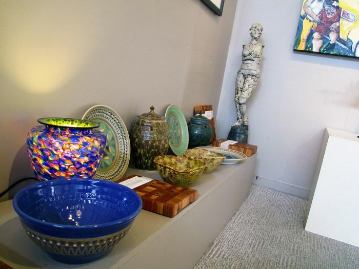 April 1st: Art Gallery in Urbana.