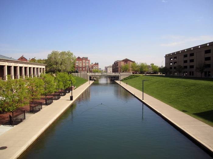 April 29th: Canal