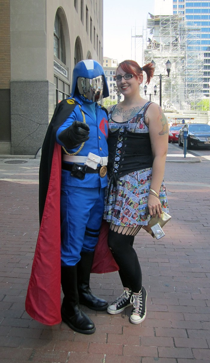 May 3rd: Superheroes