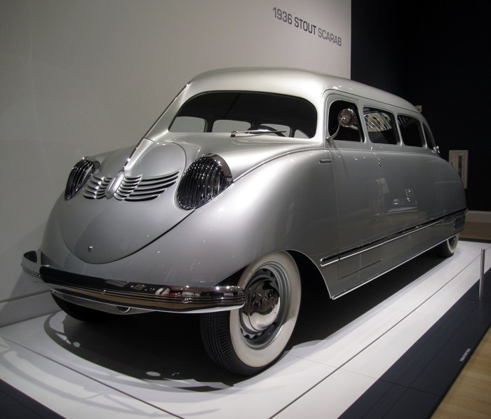May 28th: Dream Car (Indianapolis Art Museum)