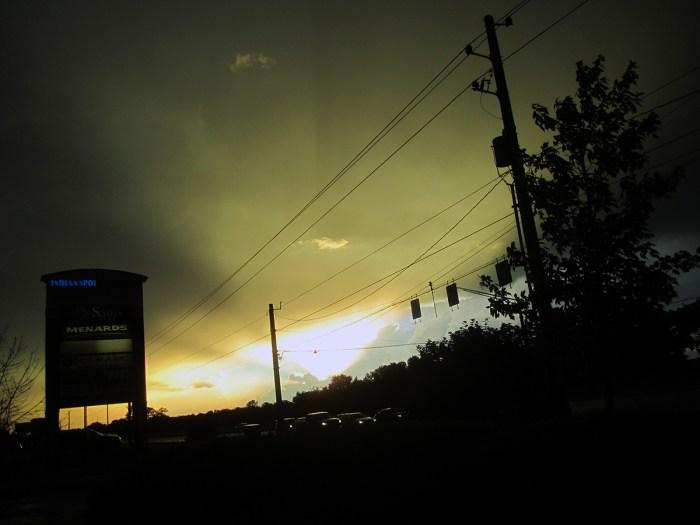 July 9th: Sundown