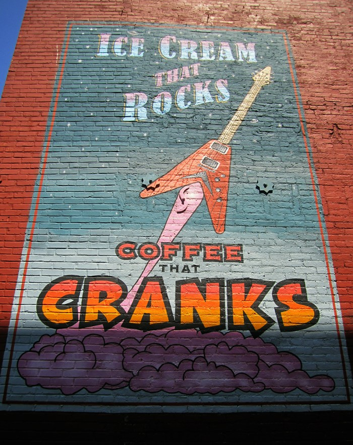 July 31th: Coffee that cranks (Normal, IL)
