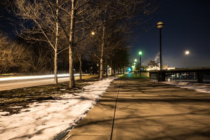 Jan. 17: Street