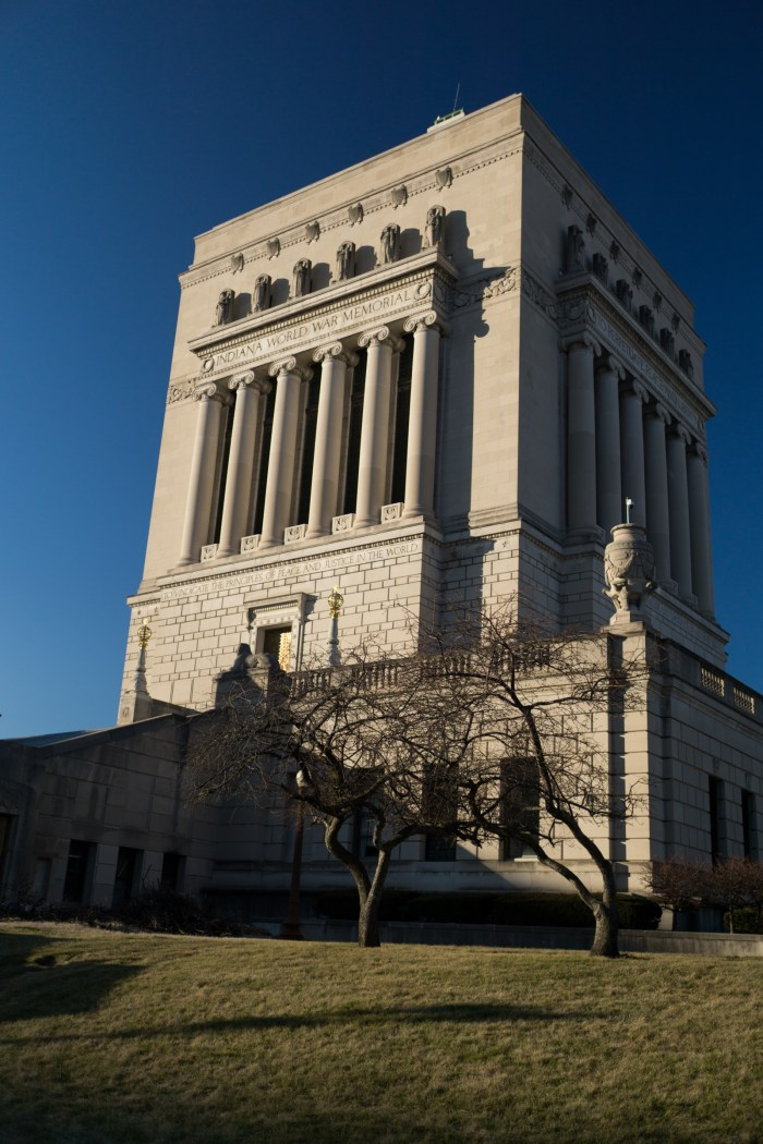 Feb. 6th: Indiana War Memorial