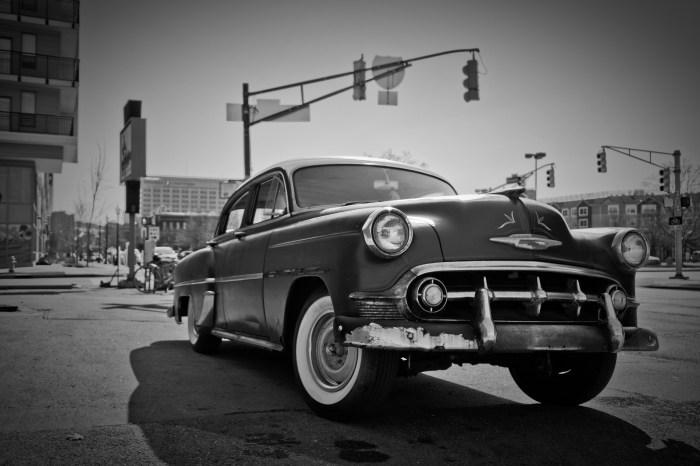 Feb 20th: Old Car