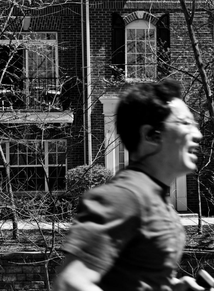 April 3rd: Running