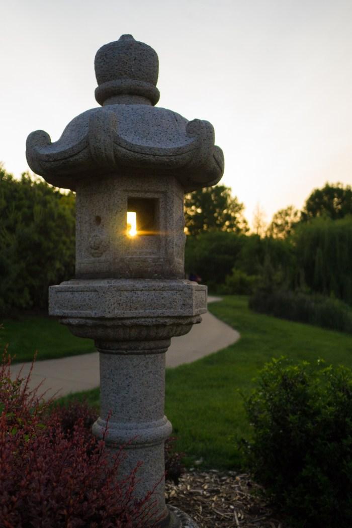 May 23rd - Zen Garden
