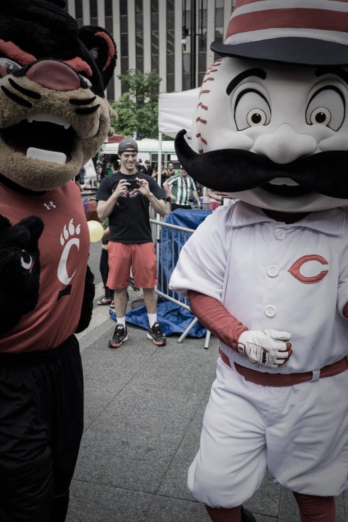 May 6th: Mascots