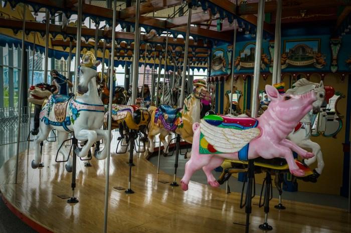May 8th: Carousel