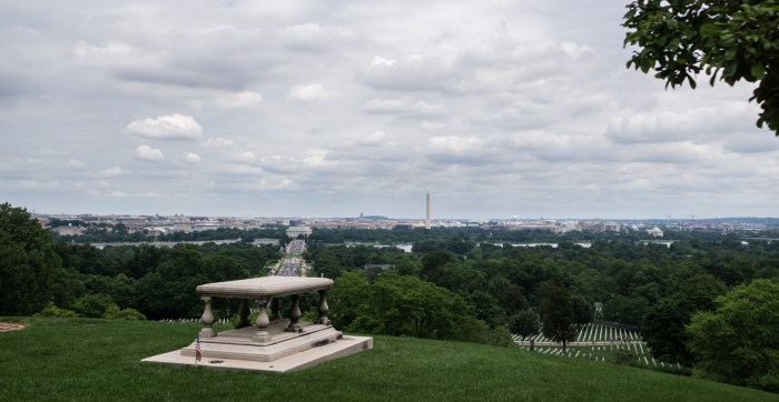 June 18th: Arlington National Cemetery