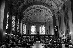 Sept 10th: Boston Public Library