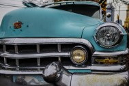Jan. 9th: Old Car