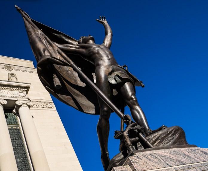 Jan 19: Indiana War Memorial