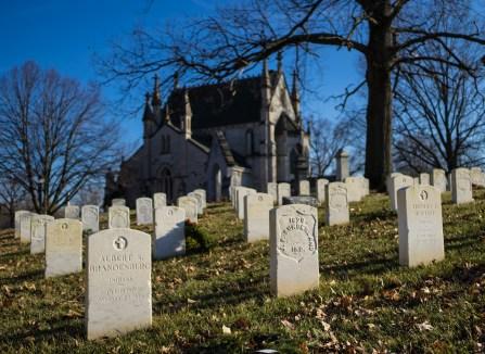 Feb 16: Graves