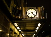 March 23: Clock