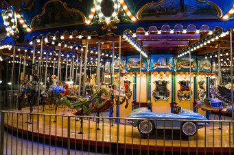 March 21: Carousel