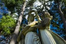 March 30: Statue