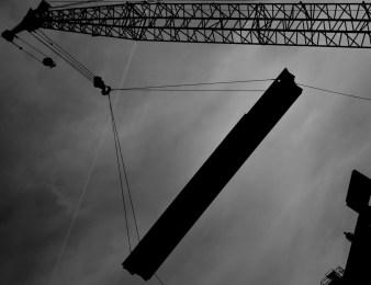 April 29: Construction on the Monon