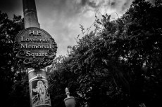 July 6: HP Lovecraft Memorial Square