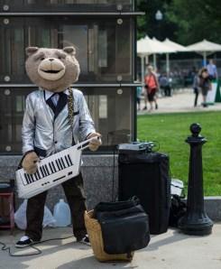 June 24: Boston Street Performer