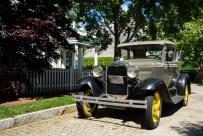 July 15: Old Car