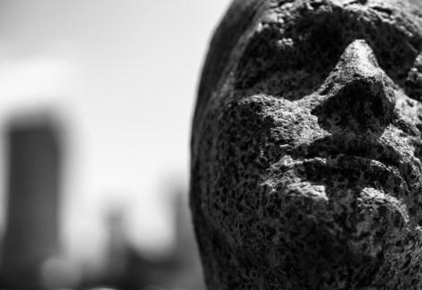 Aug 9: Statue