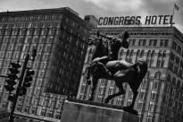Aug 24: Congress Hotel