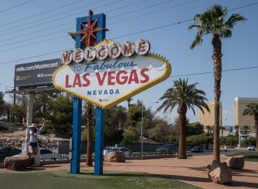 Sept 8: Welcome to Fabulous Las Vegas