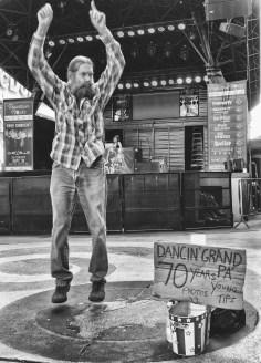 Aug 30: Dancing Grandpa