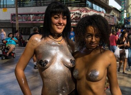 Aug 29: Two Ladies