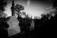 Dec 2nd: Cemetery