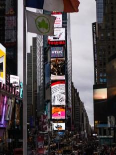 Dec 20: Times Square