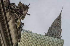 May 10: Chrysler Building and Grand Central Station