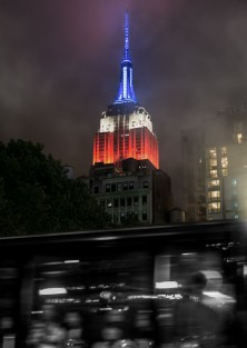 May 14: Empire State Building
