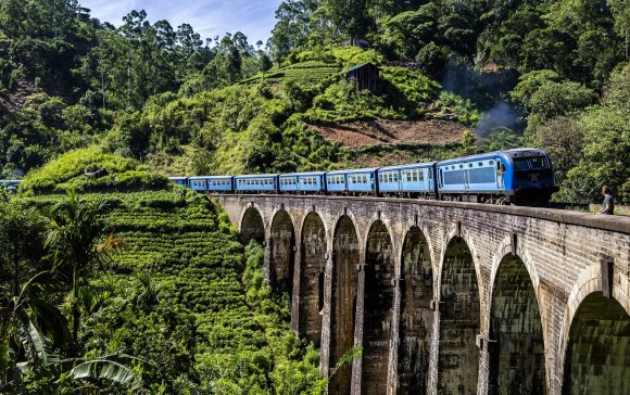 Sri Lanka by rail which countries are open