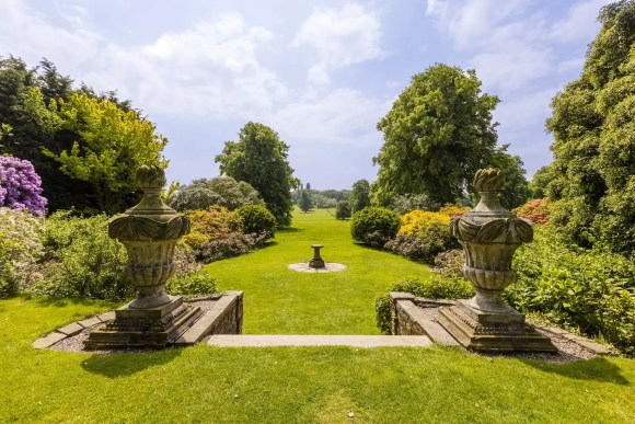 Arley Hall Gardens Cheshire Natural Beauty by Debu55y, shutterstock