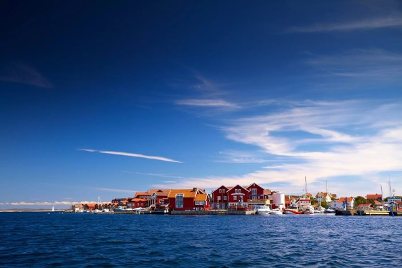 Bohuslan Coast west Sweden which countries are open